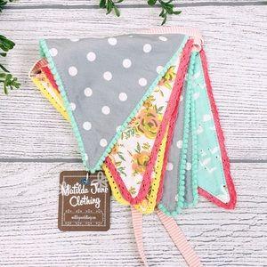 NEW Matilda Jane Cloth Banner